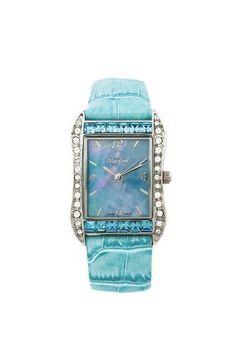 Oskar Emil ROCHELLE Aqua designer ladies mother of pearl crystal set watch No description (Barcode EAN = 5060112124129). http://www.comparestoreprices.co.uk/january-2017-1/oskar-emil-rochelle-aqua-designer-ladies-mother-of-pearl-crystal-set-watch.asp
