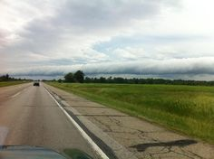 roll cloud- just rare, not scary