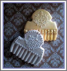 Chic-Cookies: Tarta Enamorados y Galletas