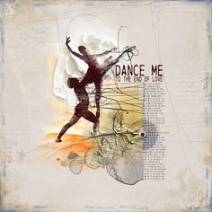 Dance Me | created using digital products of Anna Aspnes Designs