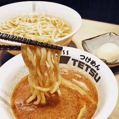 TETSU Tsukemen by @thetastyfootprints  #つけ麺 #Tsukemen #TsukemenTetsu #つけ麺哲 #沾麵哲 #つけめん #TETSU #日本ラーメン #ラーメン #日本拉麵 #投石暖湯 by tetsu102hk