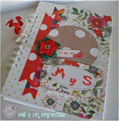 #Agenda para una #novia flamenca #wedding Gift Wrapping, Gifts, Flamingo, Day Planners, Hand Made, Creativity, Gift Wrapping Paper, Presents, Wrapping Gifts