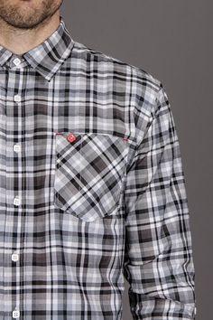 Elbridge Woven Shirt / by One90One