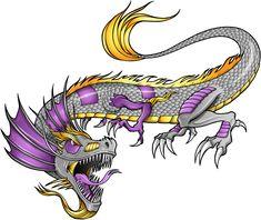 dragon tattoo image