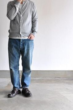 Ordinary Fits Japanese Fashion, Korean Fashion, Mens Fashion, Cool Outfits, Casual Outfits, Style Masculin, Mode Simple, Loose Fit Jeans, Moda Casual