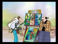 Vincent Van Gogh cartoon for kids - YouTube