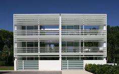 The Pool Houses- Richard Meier