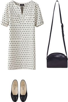 Minimal + Classic: A.P.C. Outfit