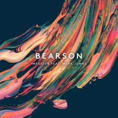 #bearson #cover #music #impostor #paint #single in Fresh