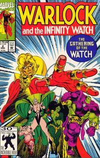 Thor's gone completely crazy, and it will take the combined might of the Infinity Watch, Silver Surfer, and Thanos to subdue him. No special notes. __DEUX__