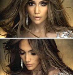 Tutorial: Inspirado em Jennifer Lopez On The Floor