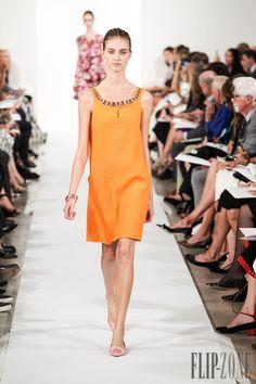 Oscar de la Renta Spring-summer 2014 - Ready-to-Wear - http://www.flip-zone.net/fashion/ready-to-wear/fashion-houses-42/oscar-de-la-renta-4097 - ©PixelFormula