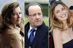 Hollande splits with first lady after affair