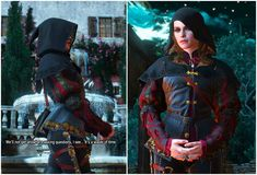I'm about halfway done with my Anna Henrietta cosplay, so it's time to document some progress! As soon as I saw this design, I wanted to recreate it - it's her riding outfit from The Witcher 3 Blood. Witcher Art, The Witcher 3, The Last Wish, Renaissance Clothing, Larp, Costume Design, Character Inspiration, Anna, Batman