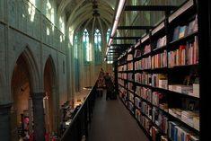 Selexyz Dominicanen – Maastricht, Netherlands - Atlas Obscura