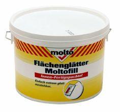 Molto Flächenglätter Moltofill 15 kg, weiß, 5087710: Amazon.de: Baumarkt