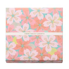 Brand Packaging, Box Packaging, Packaging Design, Box Design, Layout Design, Japan Sakura, Flower Packaging, Sakura Cherry Blossom, Cosmetic Design