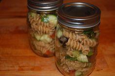 Vegan Greek Pasta Salad   Daniel Fast Recipes