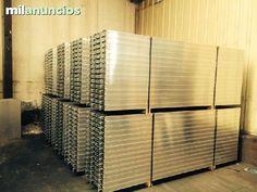 . Vendemos andamio modular sistema H,nuevo, en peque�as y grandes cantidades desde 100m� a 10.000m� precios econ�micos . Distribuci�n  nacional e internacional. Presupuesto sin compromiso. Manual de montaje y certificado de homologaci�n.Lotes de 1.000m� a 1