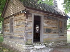 First post office, Danville, KY