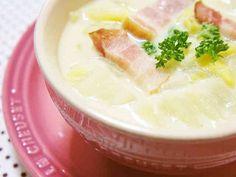手間なし簡単♥白菜のクリームシチューの画像