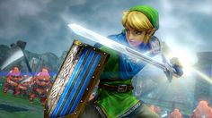 Gameplayaholic: Hyrule Warriors off-screen gameplay [Wii U]