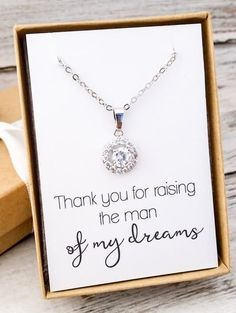Mother of the Groom Gift - Wedding Ideas