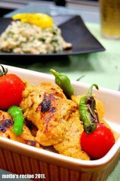 「本格インド!でも簡単☆タンドリーチキン☆」漬けて焼くだけーでインドに行けます♪鶏料理の中で一番好きかも!【楽天レシピ】