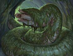 lovecraft's dhole creature