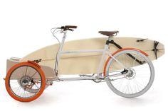 Local Lasten-Dreirad von fuseproject