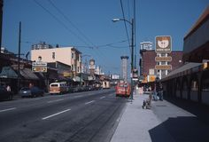 Robson Street, early 1970s, Al Ingram, City of Vancouver