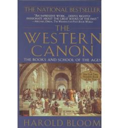 More than a required reading list, The Western Canon is a major work of vision by the foremost literary critic in America. In defining the essential masterworks of world literature--the Western Canon--Bloom enlightens and inspires all readers to return to the special joys of reading that our literary tradition offers. A New York Times Notable Book of the Year.
