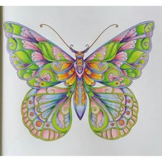 #johannabasford #magicaljungle  Davlin Publishing #adultcoloring