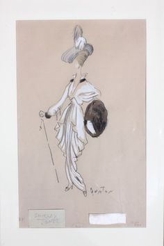 Costume designs by Cecil Beaton for My Fair Lady (1964) From...