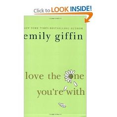 I like how Emily attacked one of the most common dillemas presented in a marriage. The unforgotten past that comes strolling back into your life and makes you question are you with who you are meant to be with.