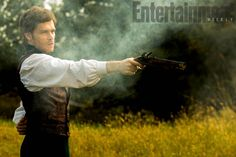 'The Originals' First Look: Klaus, Elijah show off their guns in 1820s flashback -- EXCLUSIVE PHOTOS