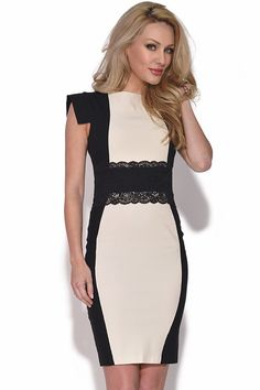 a5436635aabe mairin cut out bandage bodycon dress « Bella Forte Glass Studio