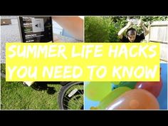 SUMMER LIFE HACKS YOU NEED TO KNOW! |ItsDexter