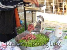 μικρή κουζίνα: Πώς φτιάχνουμε λουκάνικα χωριάτικα Guacamole, Mexican, Ethnic Recipes, Food, Essen, Meals, Yemek, Mexicans, Eten