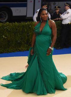 Serena Williams - Inspiring Body Positive Celebs Who Rock the Red Carpet - Photos