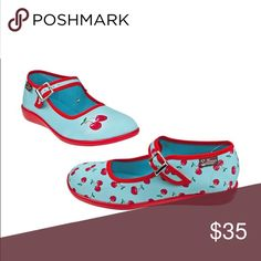 Hoy chocolate Design Cherry Beautiful Cherry Print Hot Chocolate Design Shoes