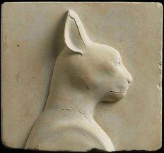 Relief votive   Egypt 305-30 B.C. (courtesy of the Museum of Fine Arts, Boston)