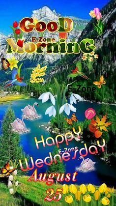 Wednesday Morning Greetings, Good Morning Wednesday, Happy, Artwork, Work Of Art, Auguste Rodin Artwork, Ser Feliz, Artworks, Illustrators