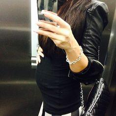 pregnant style