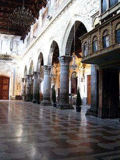 Interni della Cattedrale di Enna