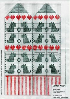 Blogg – Sida 11 – Dela dina vantar! Knitting Socks, Knit Socks, Mittens, Free Pattern, Diy And Crafts, Cross Stitch, Quilts, Embroidery, Wool