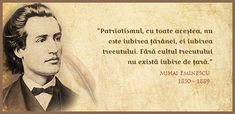 Lucruri mai puțin cunoscute despre Mihai Eminescu – ASTA N-O ȘTIAI ! Dostoevsky Quotes, Morning Inspirational Quotes, True Words, Motto, Abraham Lincoln, Ocean, Education, Books, Mai