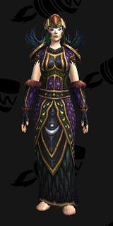 Springrain Armor - Transmog Set - World of Warcraft