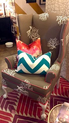 Coral Chair from Furbish