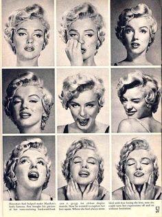 #Marilyn #Monroe #portrait